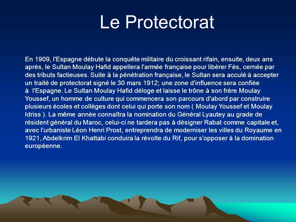 Le Protectorat
