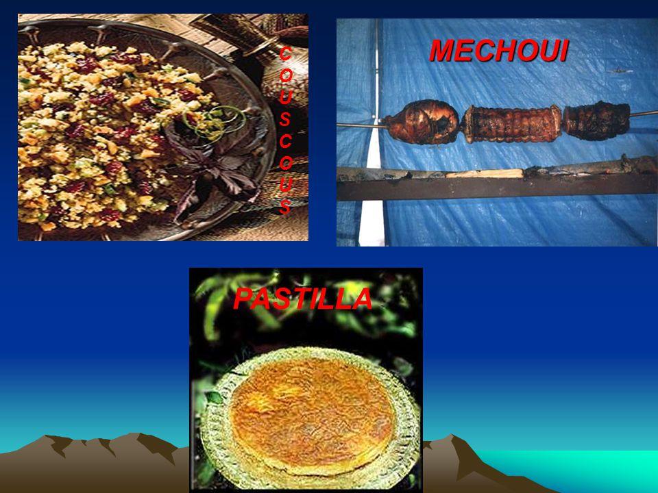 MECHOUI COUSCOUS PASTILLA