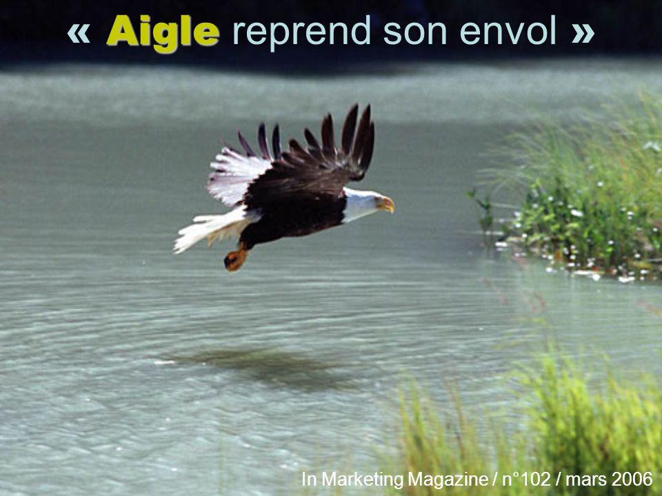 « Aigle reprend son envol »