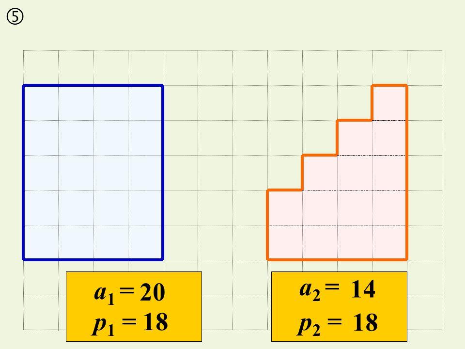  a2 = a1 = 20 14 p1 = 18 p2 = 18