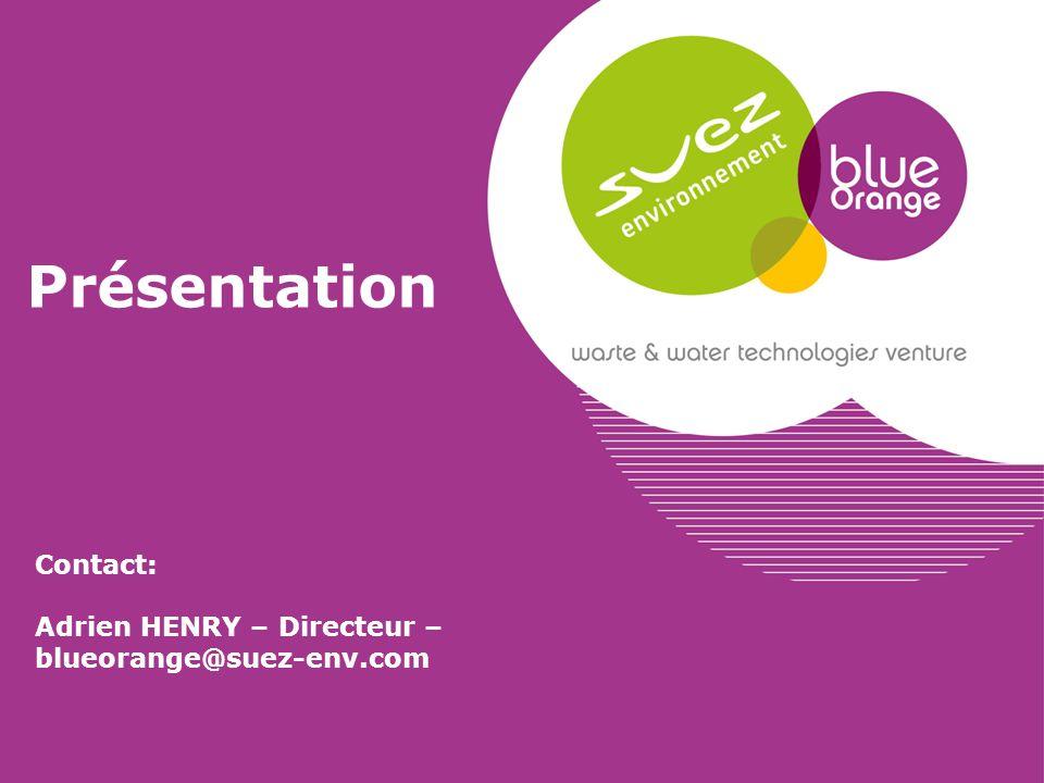 Contact: Adrien HENRY – Directeur – blueorange@suez-env.com