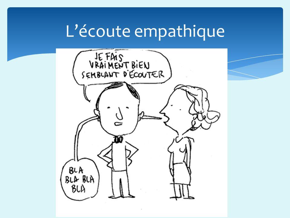 L'écoute empathique