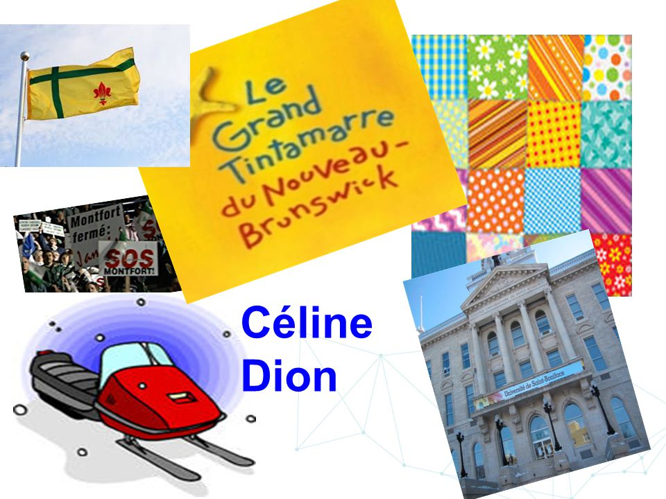 Céline Dion Institutions – Université Saint-Boniface/