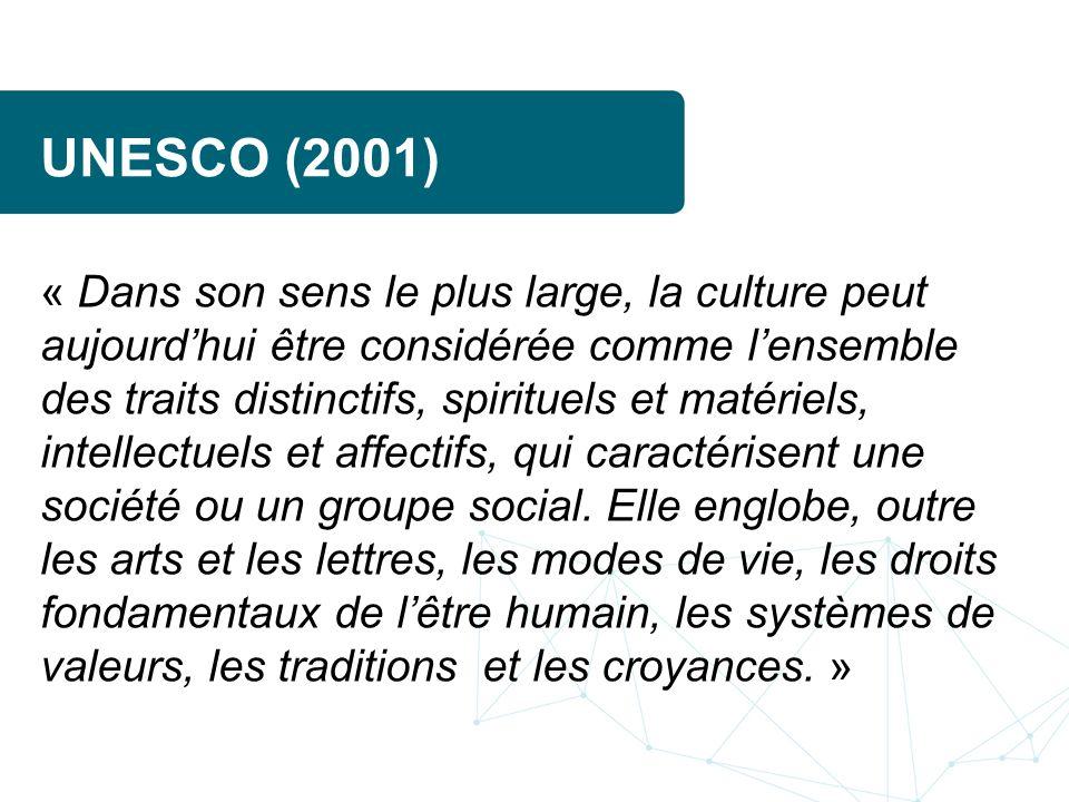 UNESCO (2001)