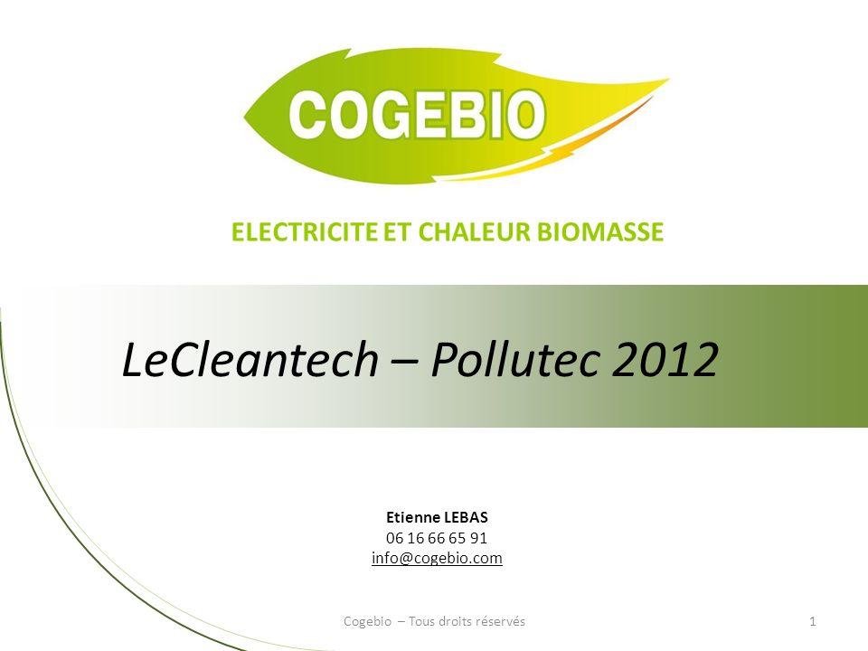 LeCleantech – Pollutec 2012