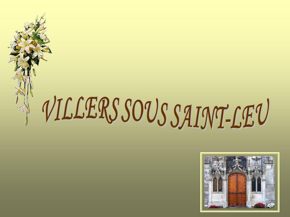 VILLERS SOUS SAINT-LEU