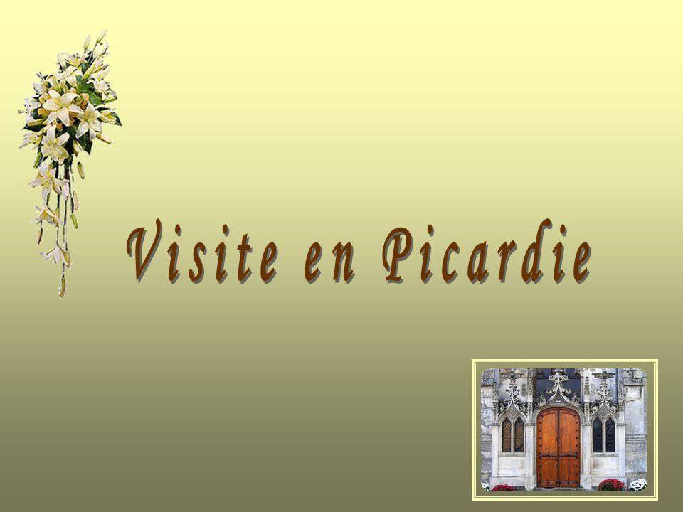 Visite en Picardie