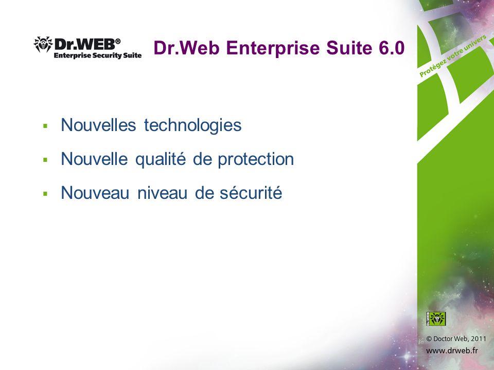 Dr.Web Enterprise Suite 6.0