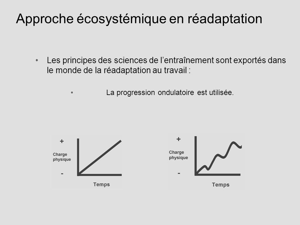 Approche écosystémique en réadaptation