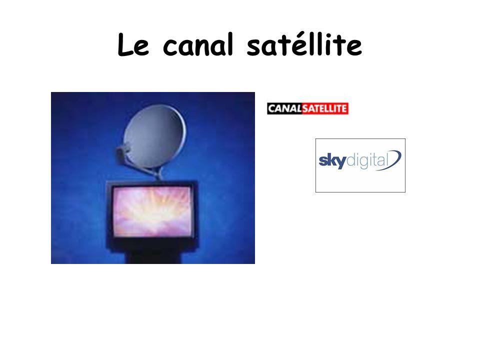Le canal satéllite