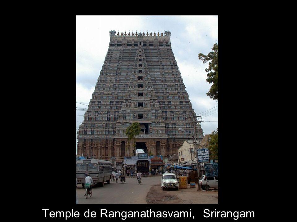 Temple de Ranganathasvami, Srirangam