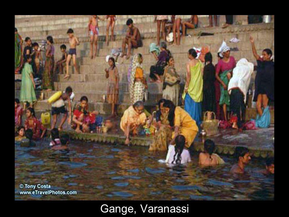 Gange, Varanassi