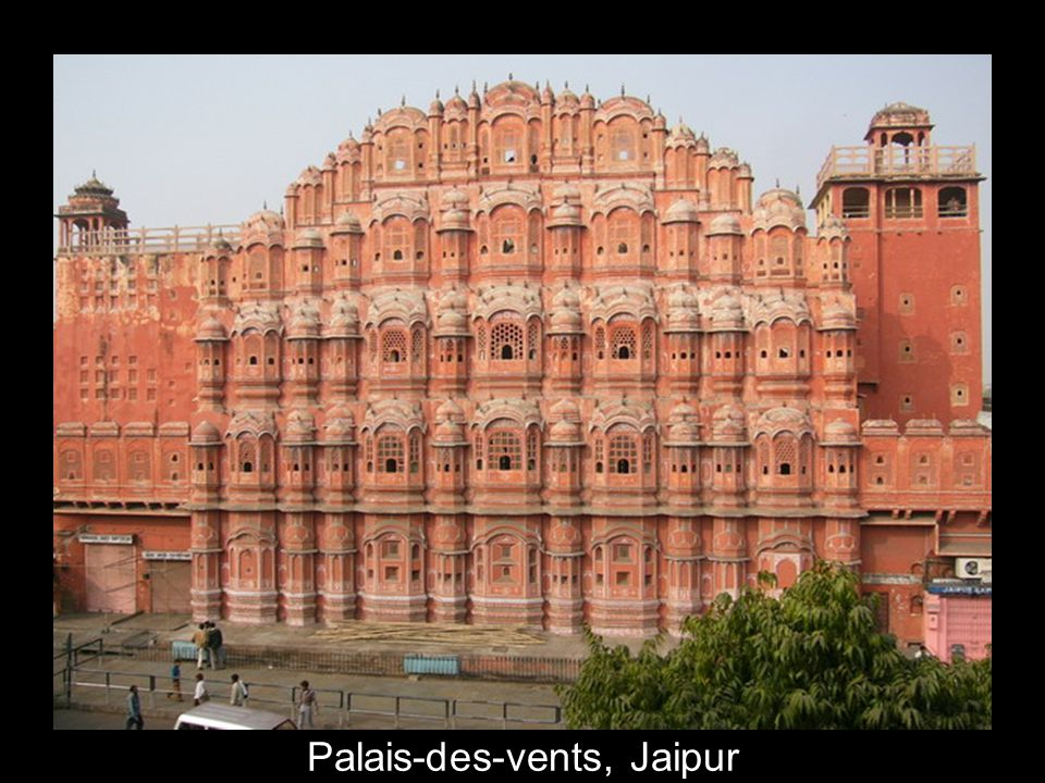 Palais-des-vents, Jaipur