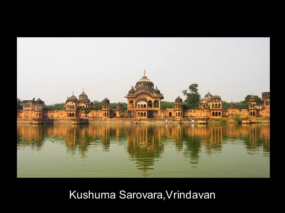 Kushuma Sarovara,Vrindavan