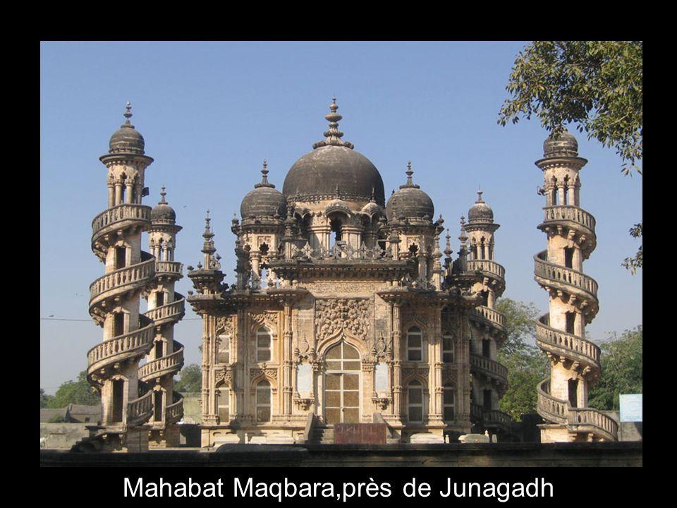 Mahabat Maqbara,près de Junagadh