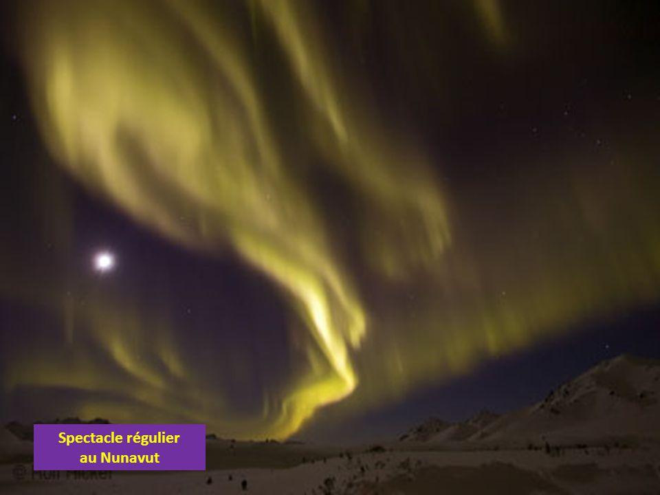 Spectacle régulier au Nunavut