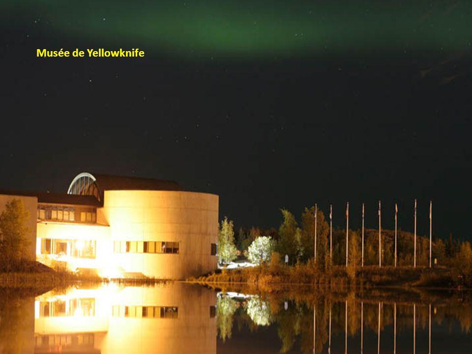 Musée de Yellowknife