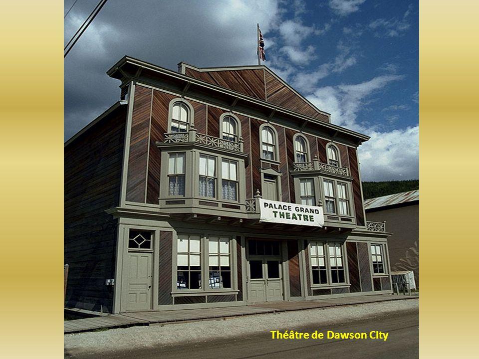 Théâtre de Dawson CIty