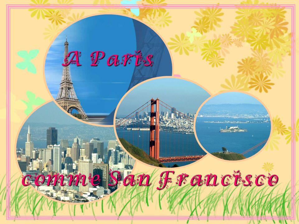 A Paris comme San Francisco