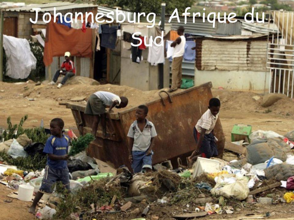 Johannesburg, Afrique du Sud