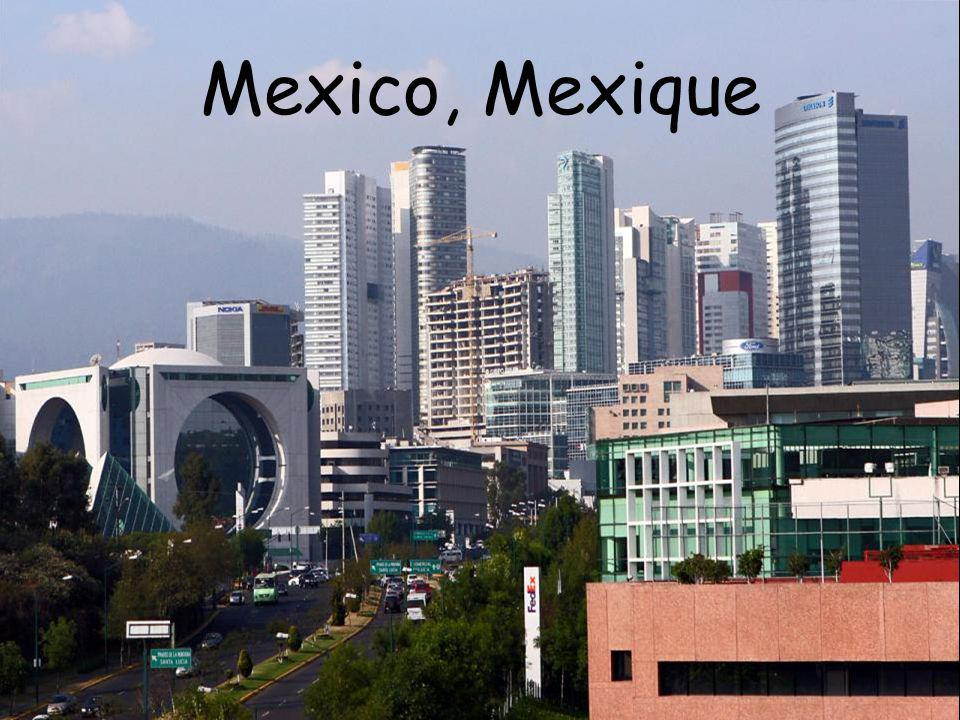Mexico, Mexique