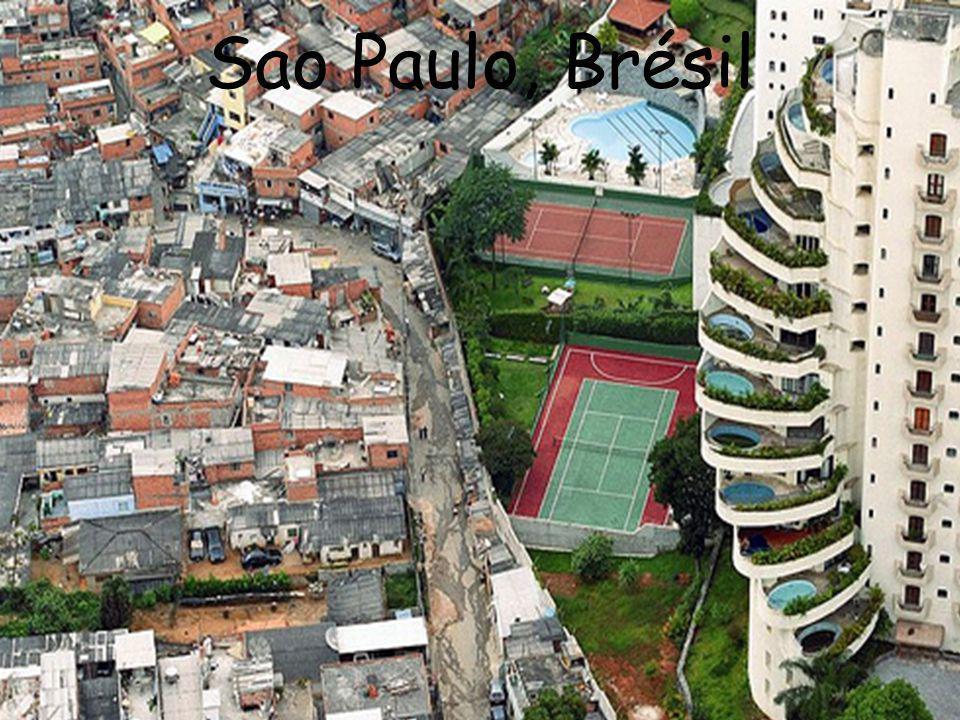 Sao Paulo, Brésil