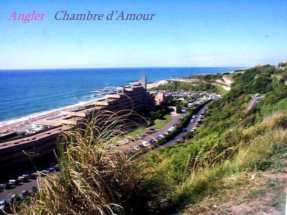 Fl ner sur la c te basque ppt t l charger for Anglet chambre d amour