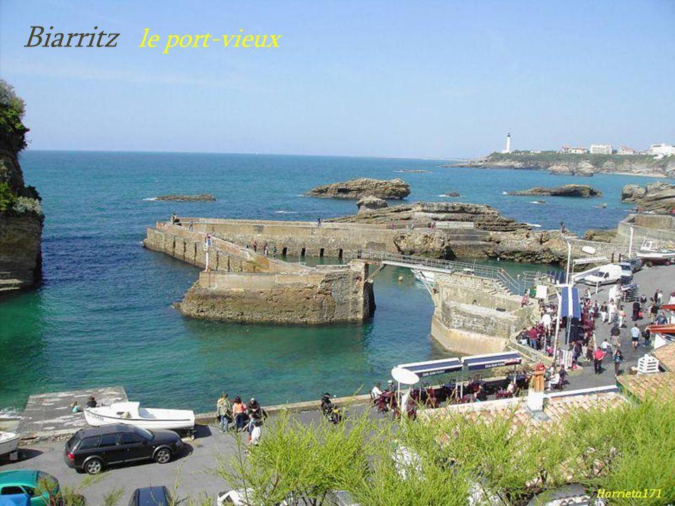 Biarritz le port-vieux