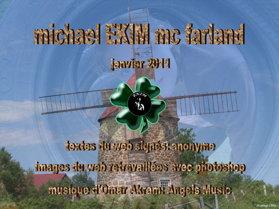 michael EKIM mc farland