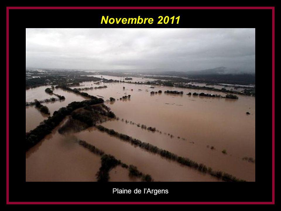 Novembre 2011 Plaine de l'Argens