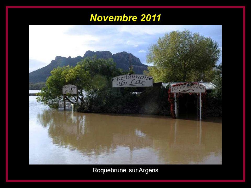 Novembre 2011 Roquebrune sur Argens