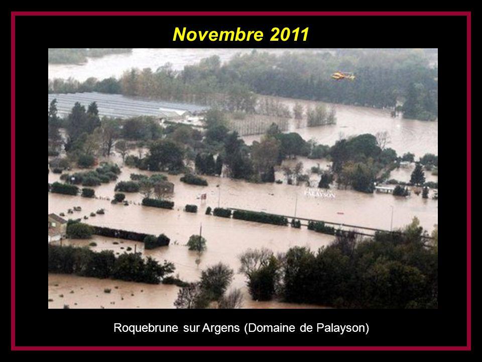 Roquebrune sur Argens (Domaine de Palayson)