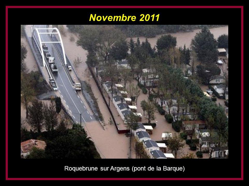 Roquebrune sur Argens (pont de la Barque)