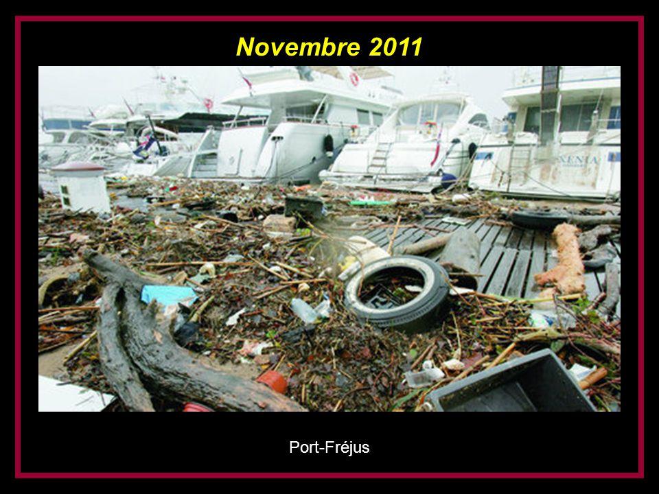 Novembre 2011 Port-Fréjus