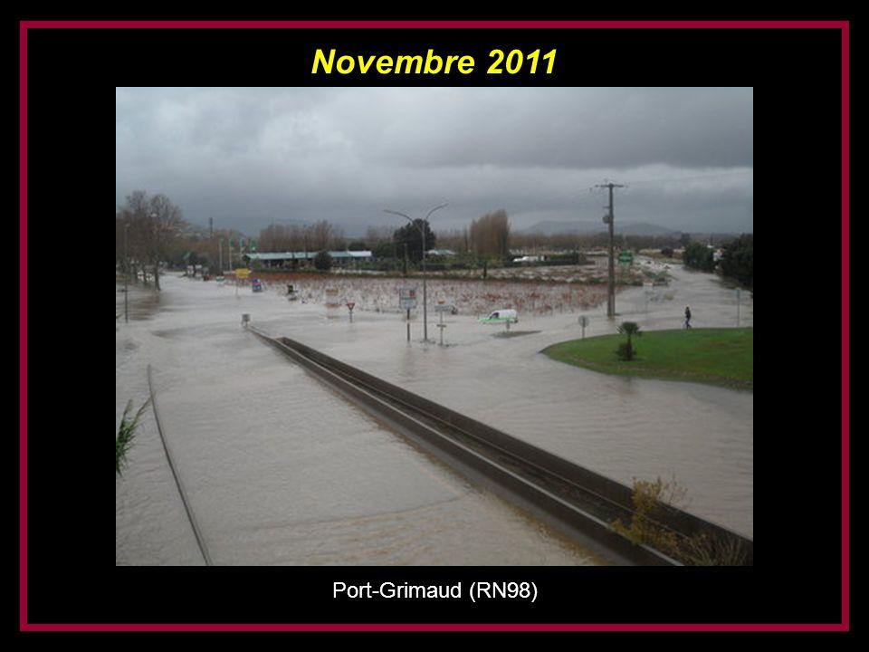 Novembre 2011 Port-Grimaud (RN98)