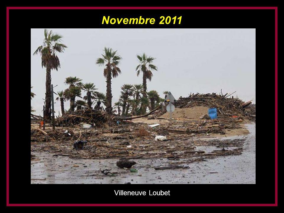Novembre 2011 Villeneuve Loubet