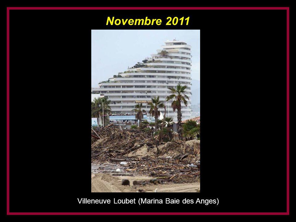 Villeneuve Loubet (Marina Baie des Anges)