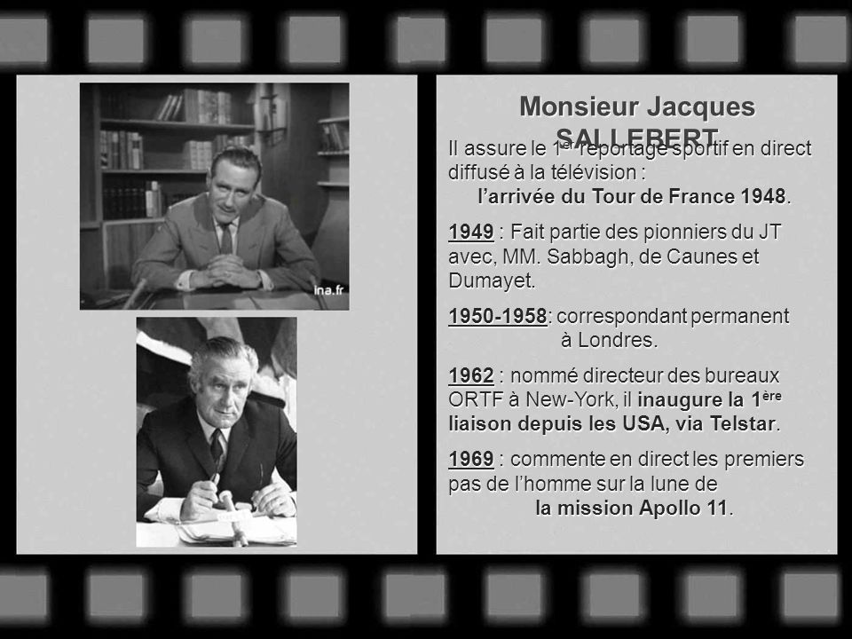 Monsieur Jacques SALLEBERT