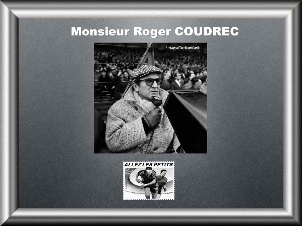Monsieur Roger COUDREC