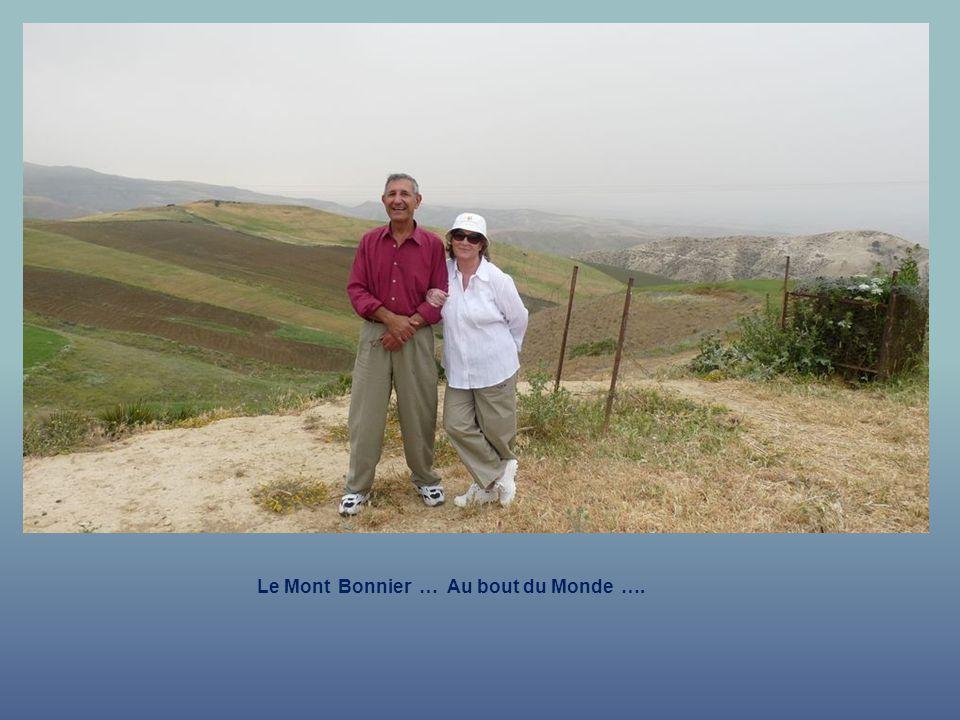 Le Mont Bonnier … Au bout du Monde ….