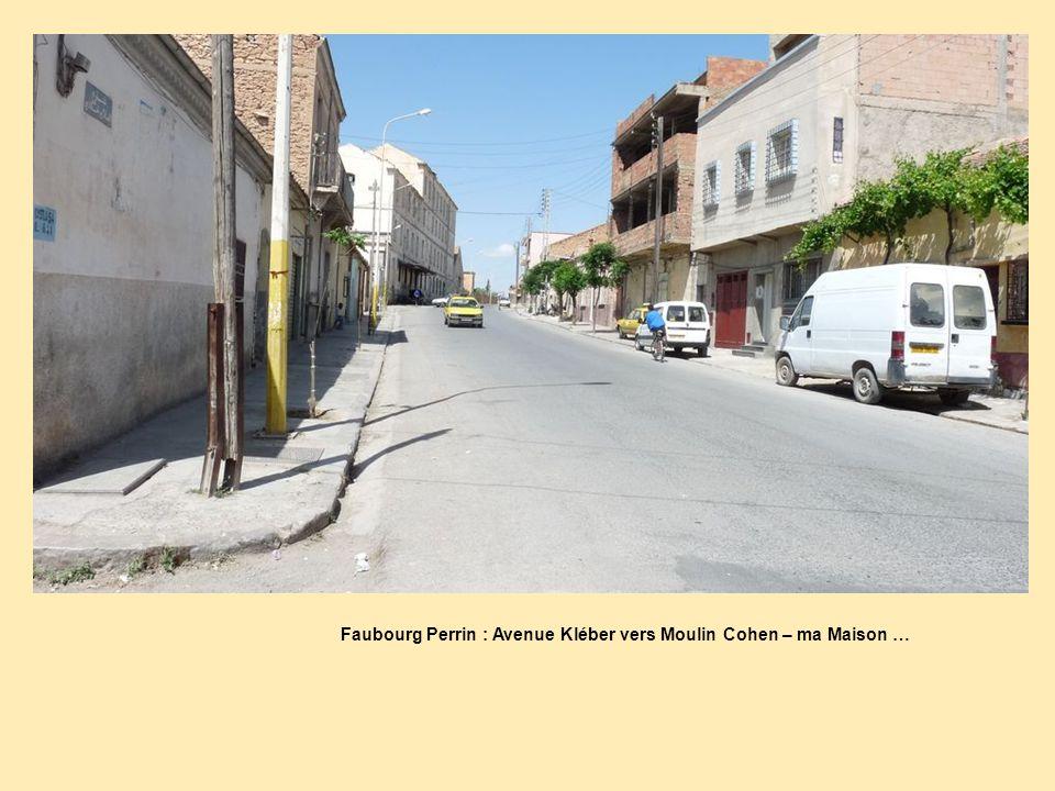 Faubourg Perrin : Avenue Kléber vers Moulin Cohen – ma Maison …