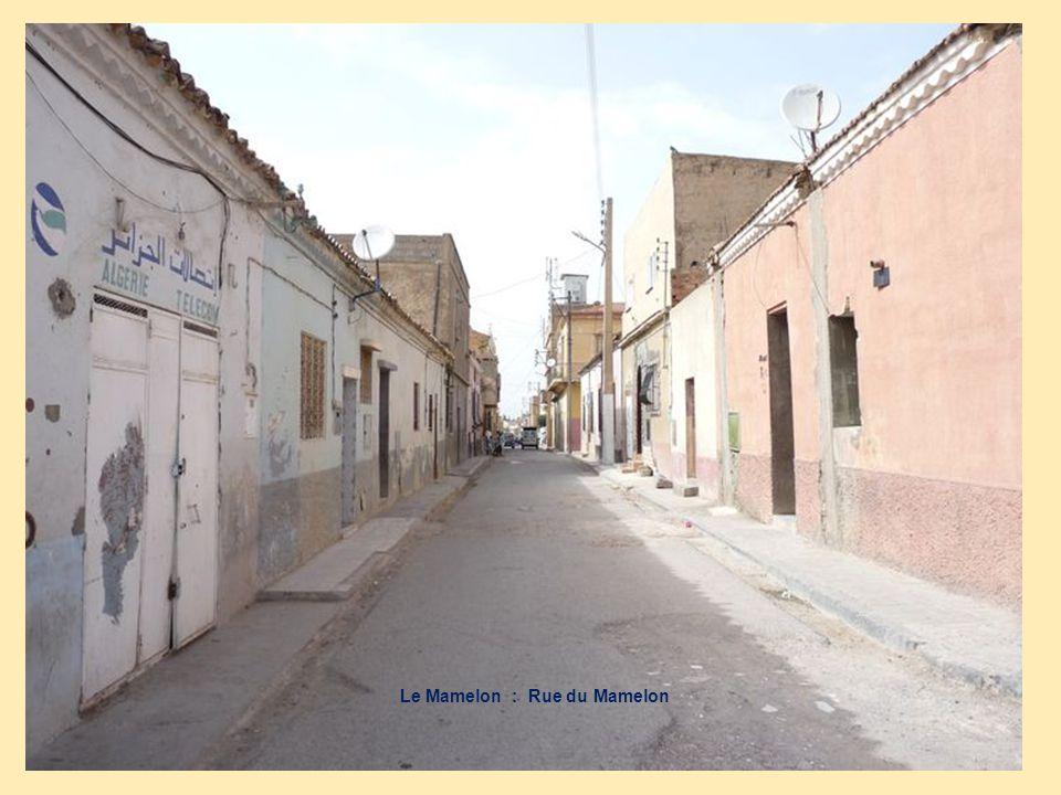 Le Mamelon : Rue du Mamelon