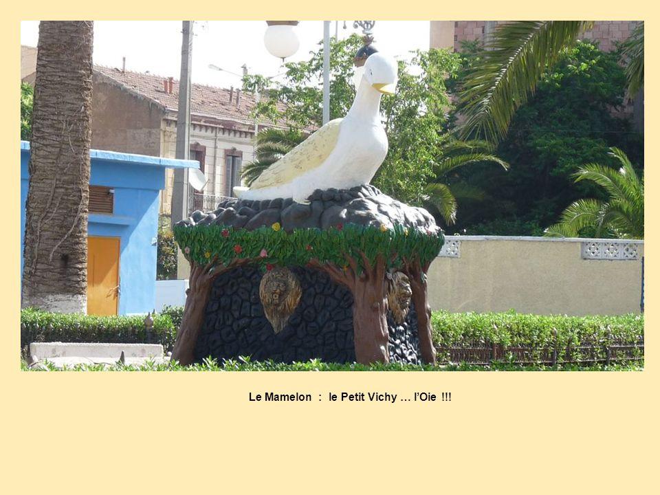 Le Mamelon : le Petit Vichy … l'Oie !!!
