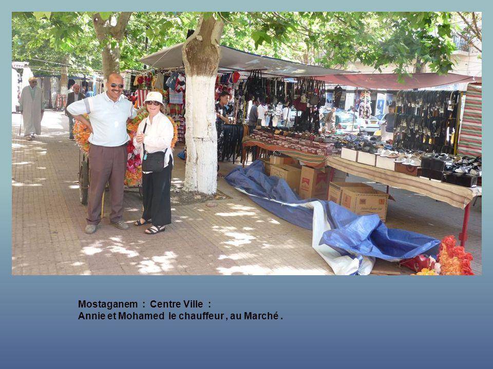 Mostaganem : Centre Ville :