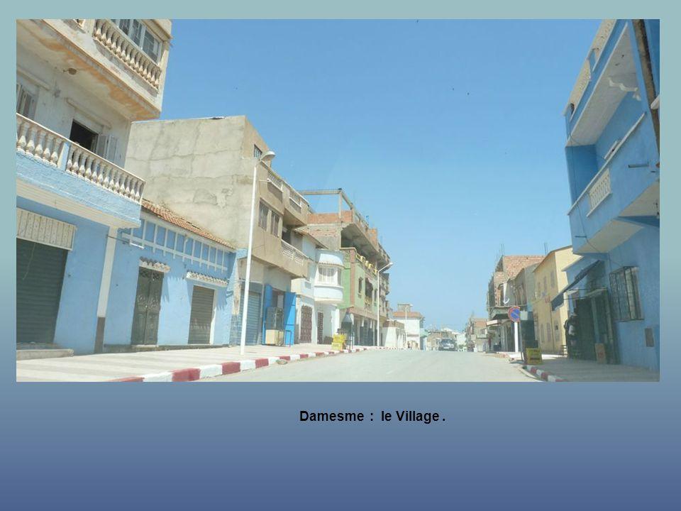 Damesme : le Village .