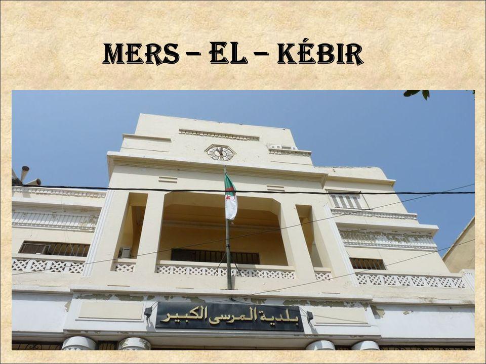 Mers – el – kébir