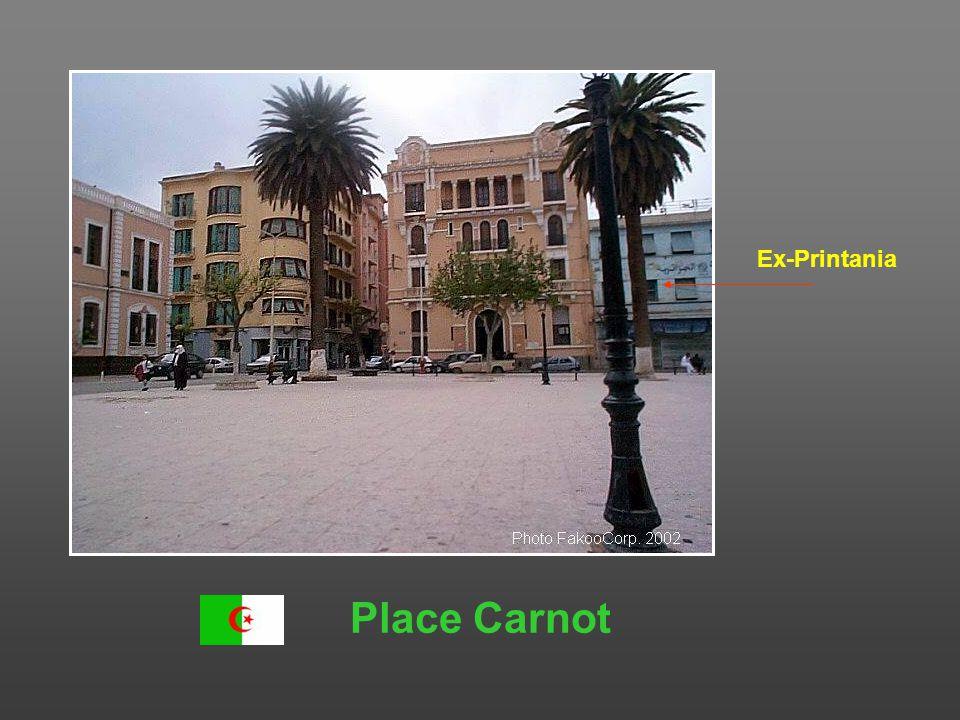 Ex-Printania Place Carnot