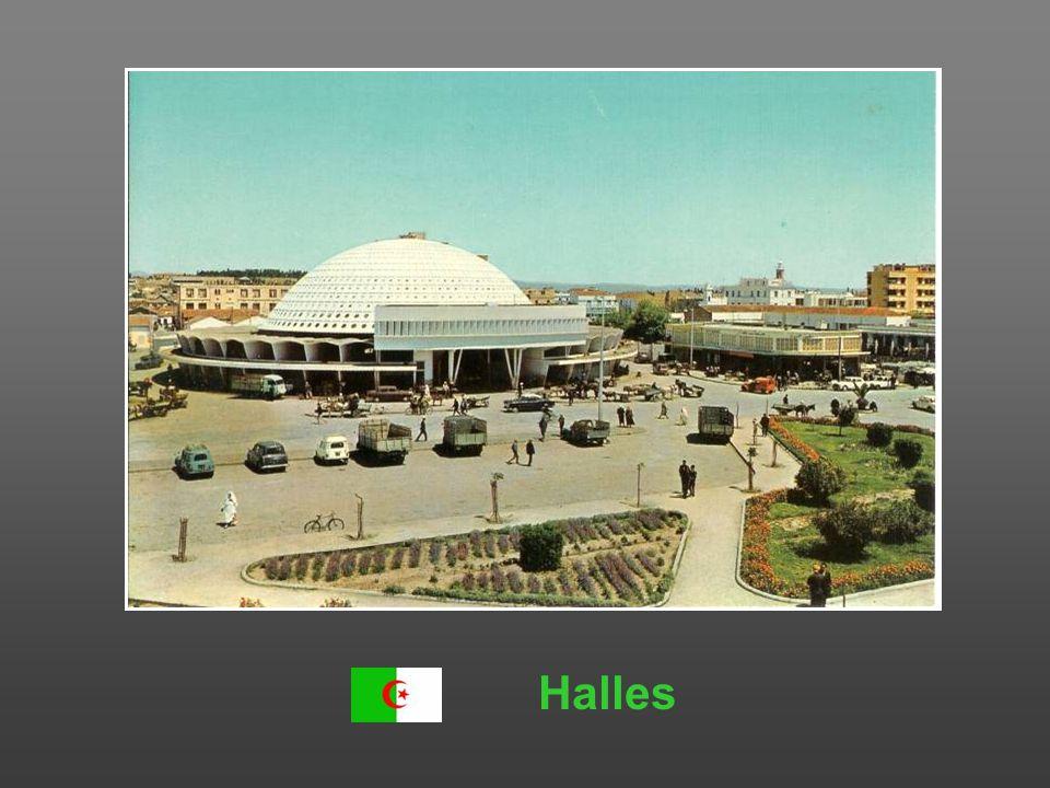 Halles