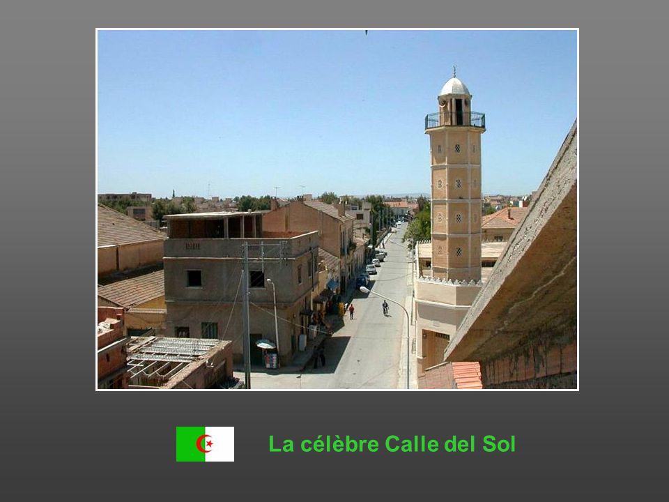 La célèbre Calle del Sol