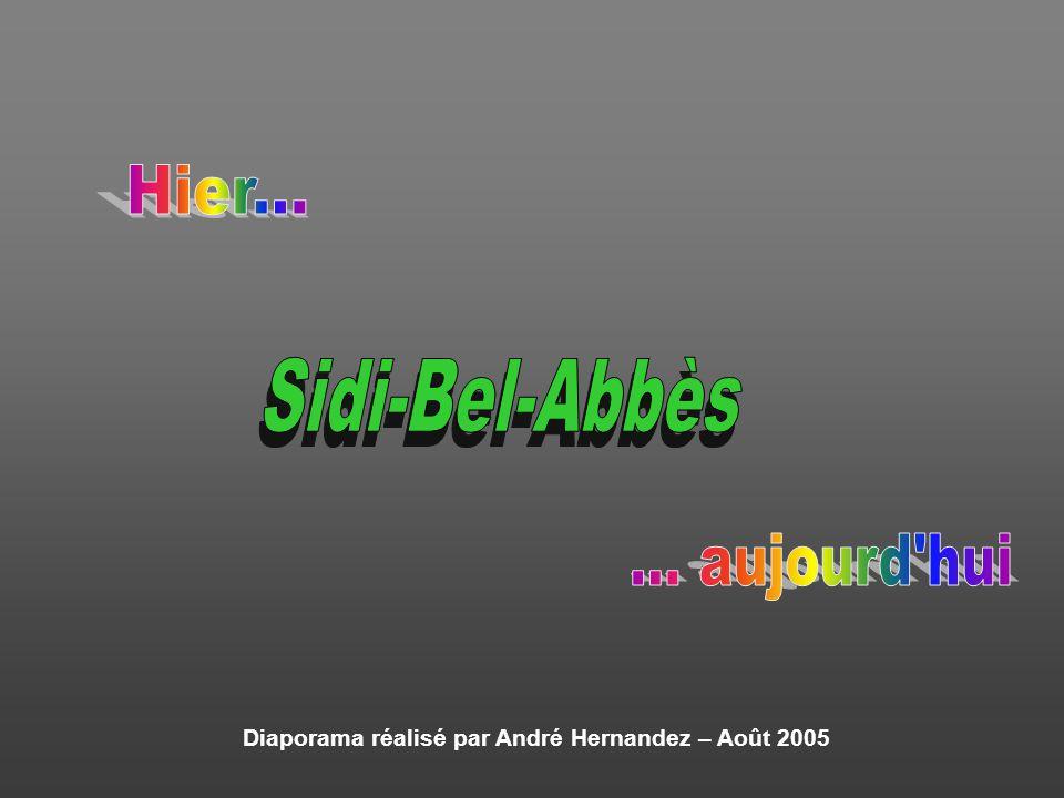 Diaporama réalisé par André Hernandez – Août 2005